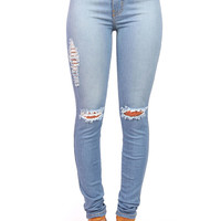 Bend It High Waist Skinnys | Skinny Jeans at Pinkice.com