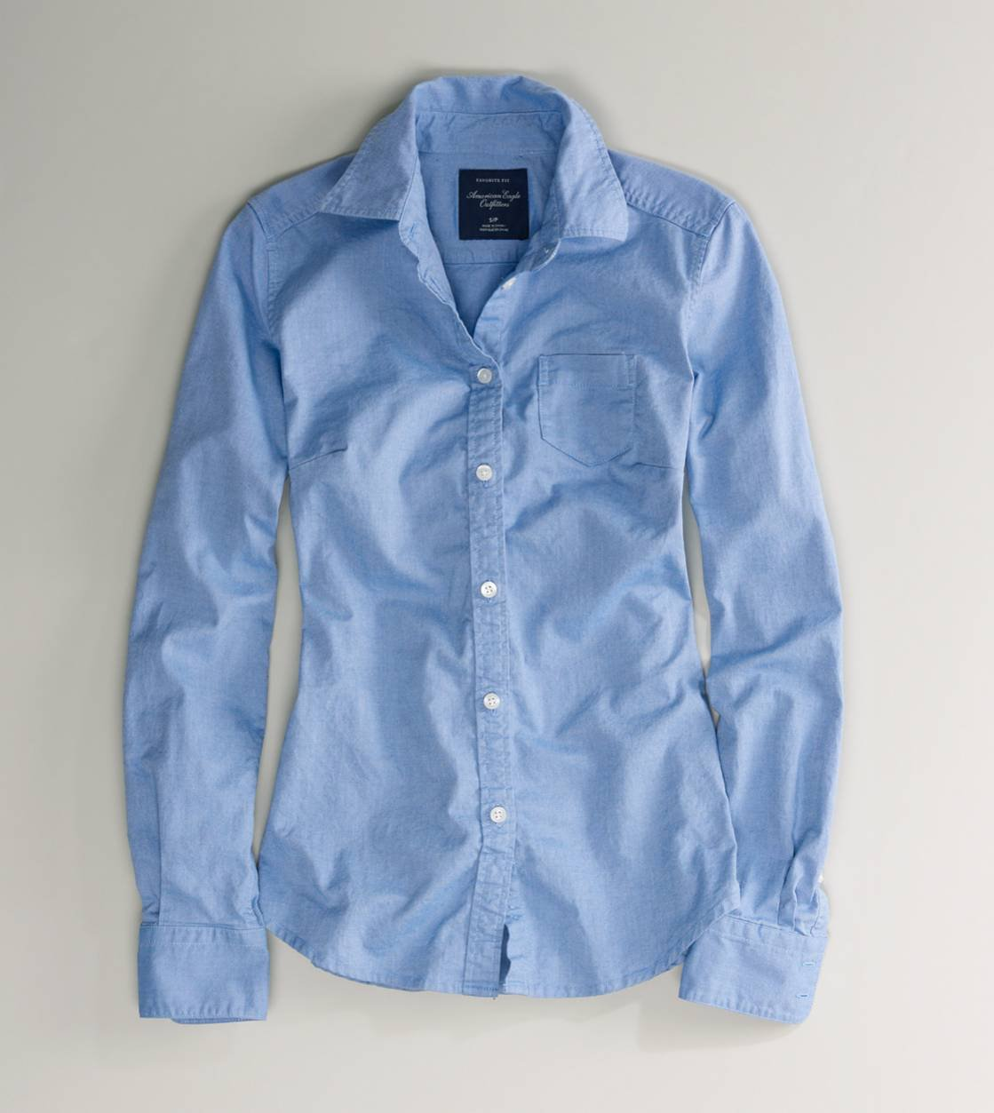 Aeo Women 39 S Oxford Favorite Shirt From American Eagle