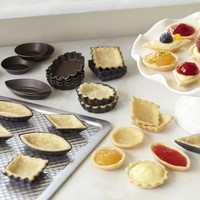 Nonstick Petit Fours Mold Set $21
