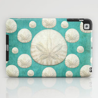 Sand Dollars iPad Case by Lisa Argyropoulos