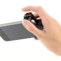 The iPhone Shutter Grip