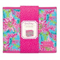 Lilly Pulitzer Organizational Bins