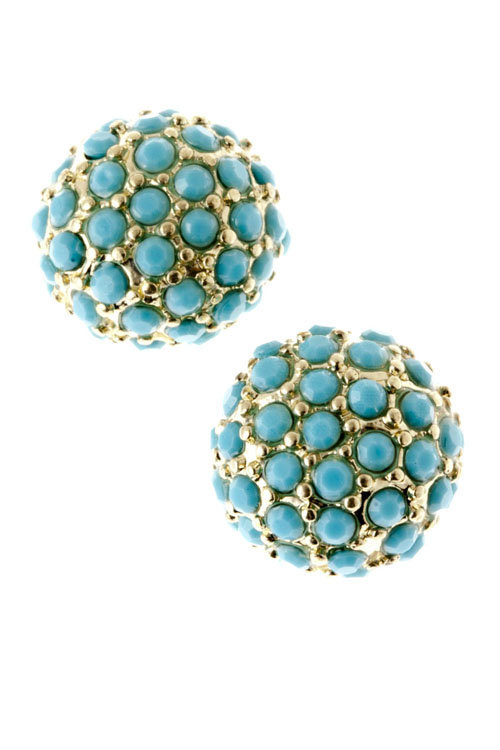 Bellini Earrings - Turquoise - bellafusion