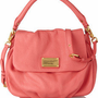 Marc by Marc Jacobs | Classic Q Lil Ukita textured-leather shoulder bag | NET-A-PORTER.COM