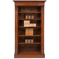 1STDIBS.COM - Susan Silver Antiques - English William IV Open Bookcase