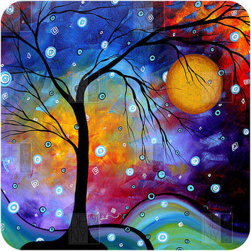 DENY Designs Home Accessories | Madart Inc. Winter Sparkle Wall Art