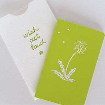 wish list journal - wish out loud