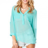 Selsey Blouse - ShopSosie.com