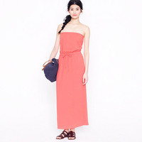 Amie maxidress in whisper gauze