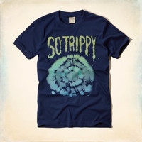 So Trippy Graphic T-Shirt