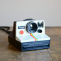 Vintage Polaroid Rainbow Camera