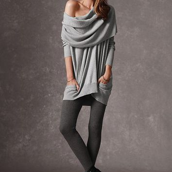 Multi-way Tunic Sweater - Victoria's Secret