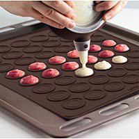 Macaron Baking Mat | Macaroon baking sheet - Kitchen Krafts