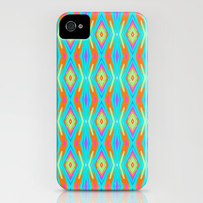 Fire &amp; Ice iPhone Case by Lisa Argyropoulos | Society6