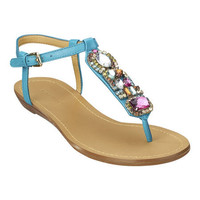 Nine West: Sandals &gt; All Sandals &gt; Wixon  - Jeweled Sandal