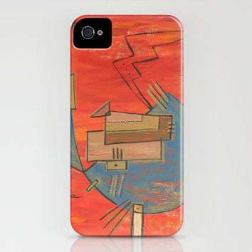 Un Mundo iPhone Case by Carina Povarchik | Society6