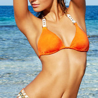 Beach Bunny 2012: Feels So Right Separates Swimwear Triangle Top BS1278T, Low Rise Bottom BS1278B
