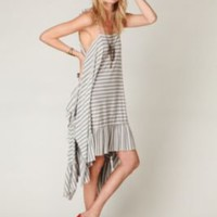 FP Beach Striped Babe Blanket Dress at Free People Clothing Boutique