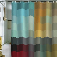 DENY Designs Home Accessories | Madart Inc. Refreshing 2 Shower Curtain
