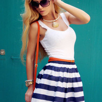 Nautical stripes | Women's Look | ASOS Fashion Finder