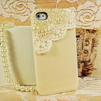 Lace iphone 4 case  iphone 4s case iphone 4 cases