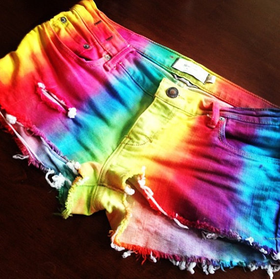 "Rainbow Shorts ""Summer Must have"""