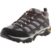 Merrell Women`s Moab Ventilator Hiking Shoe,Beluga/Lilac,9 M US