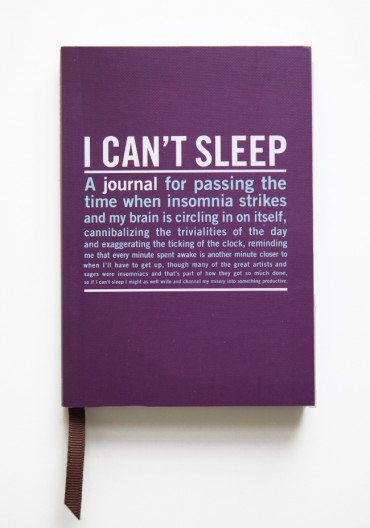 i can&#x27;t sleep guided journal at ShopRuche.com