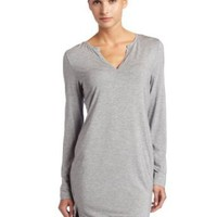 Calvin Klein Women`s Essentials Long Sleeve Night Dress