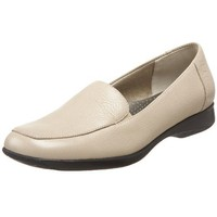 Trotters Women`s Jenn Slip-On,Alabaster Tumbled,6.5 N US