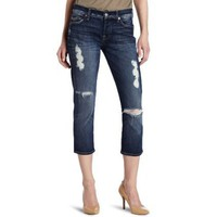 7 For All Mankind Women`s Crop Josefina Jean