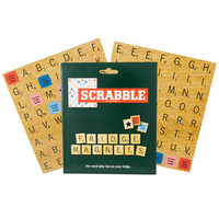 Scrabble Tile Fridge Magnets : TruffleShuffle.com