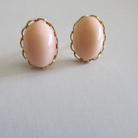 Angelskin Stud Earrings
