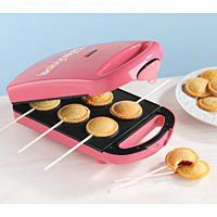 Babycakes Pie Pop Maker | Pies on a stick - Kitchen Krafts
