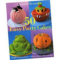50 Easy Party Cakes - Kitchen Krafts