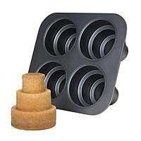 Multi-Tier Cake Pan - Kitchen Krafts