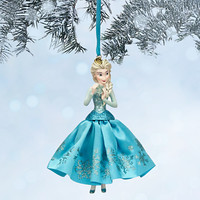 Elsa Sketchbook Ornament - Frozen