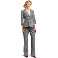 Maternal America Women`s Front Tie Blazer