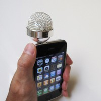 Microphone Speaker - Fashion - Yanko Design