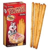 Savory Bacon Sticks - Ships 10/1