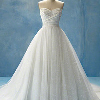 Disney Fairy Tale Wedding- Cinderella Wedding Dress