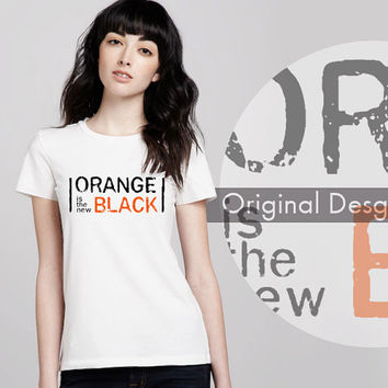 LOVE T SHIRT Orange Is the New Black Logo, T shirt Cool and Tanktop Best for Ladies And Men