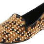 Steve Madden Women`s Studly-L Flat,Leopard,7.5 M US
