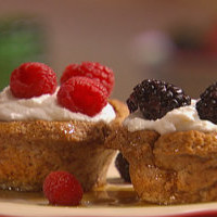 Stuffed French Toast Sundaes - myLifetime.com