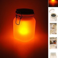 Sun Jar Solar-Powered Light-
