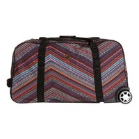 Roxy - Jungle Leaves Wheelie Bag