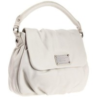 Marc by Marc Jacobs D4 Cls Q Lil Ukita Shoulder Bag,Sugar,One Size