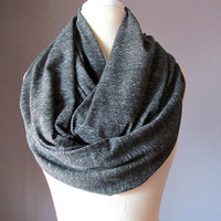 Nursing  scarf, breastfeeding wrap, breastfeeding blanket, scarf nursing cover, nursing infinity scarf, wide  scarf, dark Grey scarf