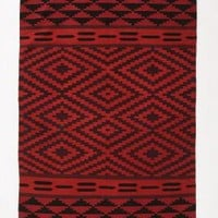 Saturated Rhombus Rug - Anthropologie.com