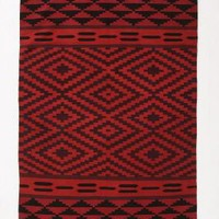 Saturated Rhombus Rug-Anthropologie.com